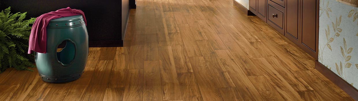 Vinyl flooring showroom in Westborough MA
